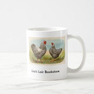 Graham - Silver Laced Wyandotte Chickens Coffee Mug