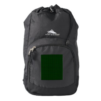 Graham Tartan High Sierra Backpack