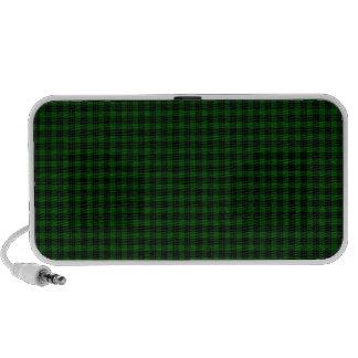 Graham Tartan iPod Speaker