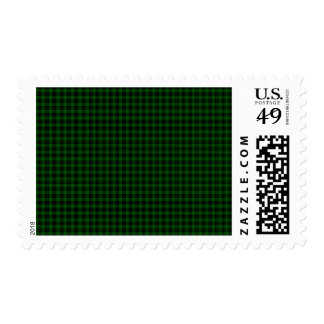 Graham Tartan Stamps