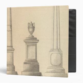 Graham's Marble and Granite Monument Works Binder