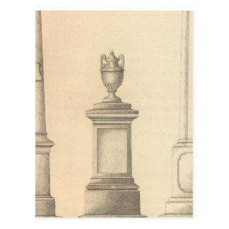 Graham's Marble and Granite Monument Works Postcard