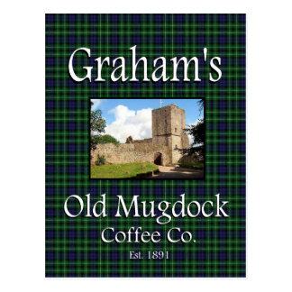 Graham's Old Mugdock Coffee Co. Postcard