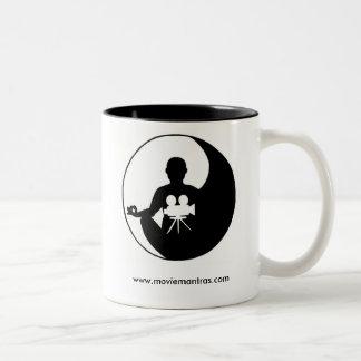 Grail of Wisdom Two-Tone Coffee Mug