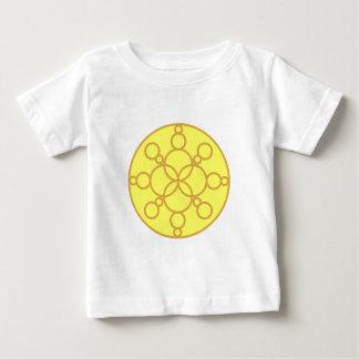 Grain circle crop circle baby T-Shirt