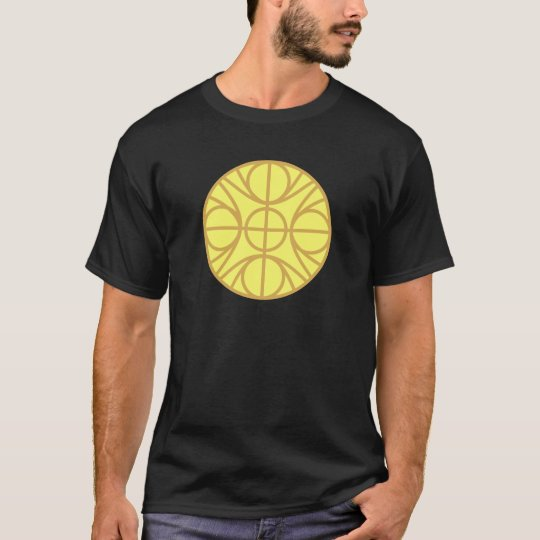 Grain circle crop circle T-Shirt