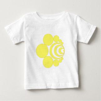 Grain circles crop circles baby T-Shirt