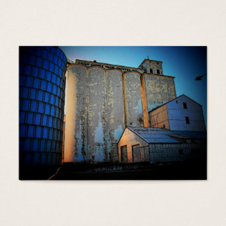 Grain Elevators Profile Card