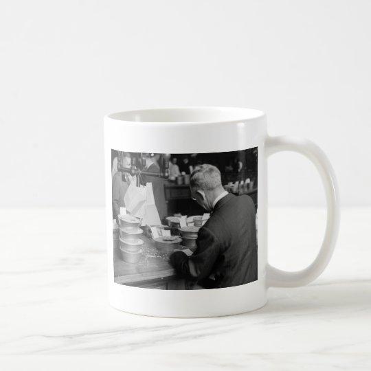 Grain Exchange, 1930s Coffee Mug
