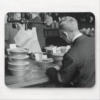 Grain Exchange, 1930s Mouse Pad