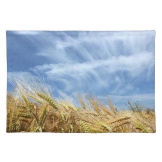 Grain Field Place Mats