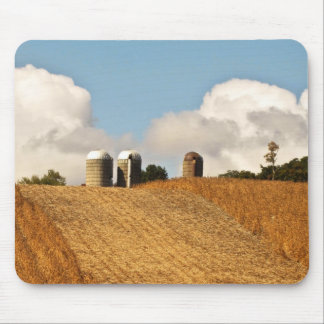 Grain Harvest Mouse Pad