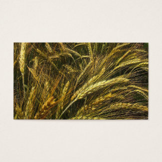 Grain Market Business Card