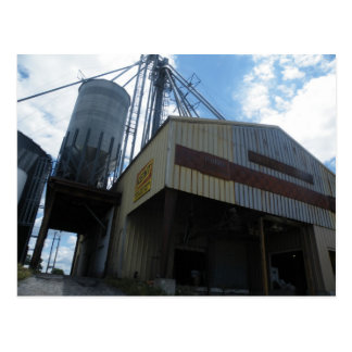 Grain Mill Postcard