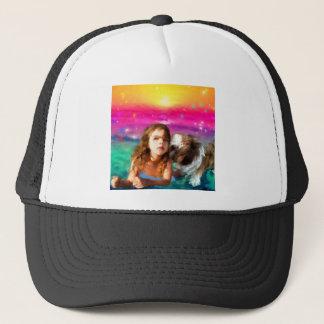 grain of sand trucker hat