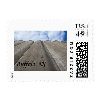 Grain Series - Buffalo NY Stamps