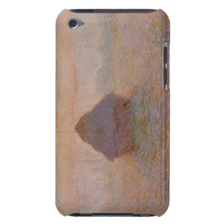 Grainstack, Sun in the Mist, 1891 (oil on canvas) Case-Mate iPod Touch Case