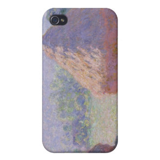 Grainstacks at the end of the Summer iPhone 4/4S Cover
