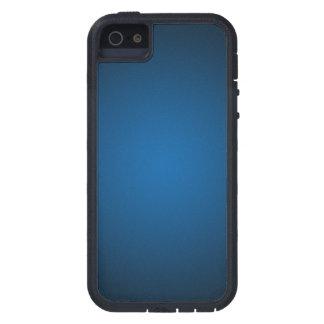 Grainy Blue-Black Vignette Case For iPhone SE/5/5s