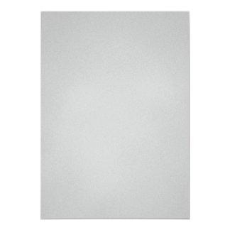 Grainy Gray Artsy Background 5x7 Paper Invitation Card