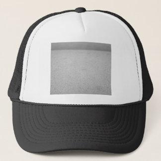 Grainy Grey Backdrop Trucker Hat