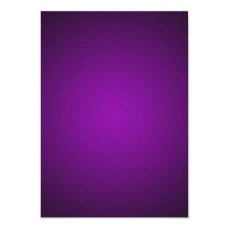 Grainy Purple-Black Vignette Card