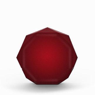 Grainy Red-Black Vignette Award