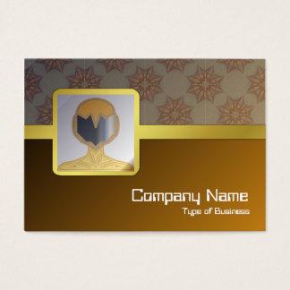 Grainy Suns Business Card