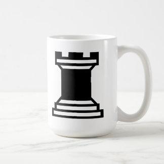 Grajo negro taza de café