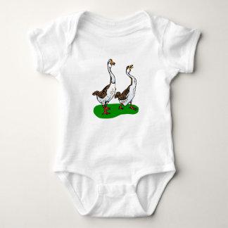 Gram and Graham Goose Baby Bodysuit