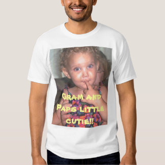 Gram and Paps little cutie!! T Shirt