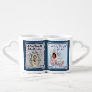 Gram Grandpop Mancuso MomMom PopPop Lease Coffee Mug Set