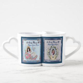 Gram Grandpop Mancuso MomMom PopPop Lease Couples Coffee Mug