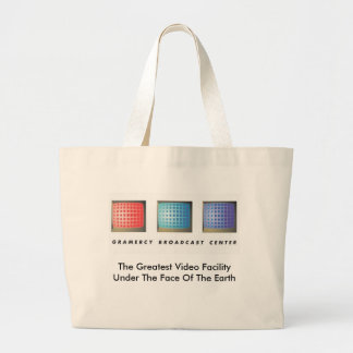 Gramercy Broadcast Center Large Tote Bag