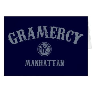 Gramercy Card