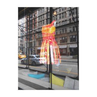 Gramercy Park, Nyc Canvas Print