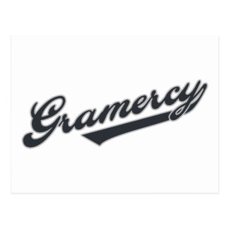 Gramercy Postcard