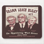 Gramm Leach Bliley Act Mouse Pad