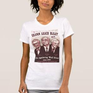 Gramm Leach Bliley Act T-Shirt