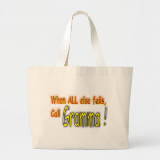 Gramma Canvas Bags