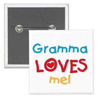 Gramma me ama las camisetas y los regalos