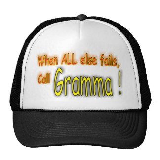 Gramma Trucker Hat