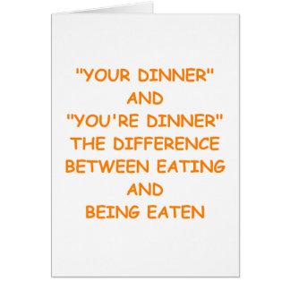 grammar greeting card