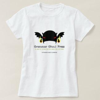 Grammar Ghoul T-Shirt for Women