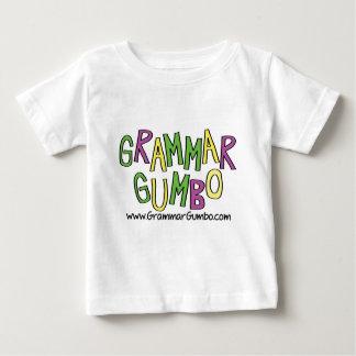 Grammar Gumbo Baby T-Shirt