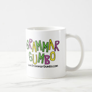 Grammar Gumbo Coffee Mug
