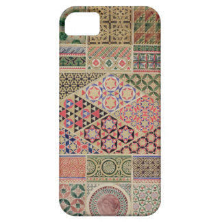 'Grammar of Ornament', chapter VII, plate XXX: Byz iPhone SE/5/5s Case