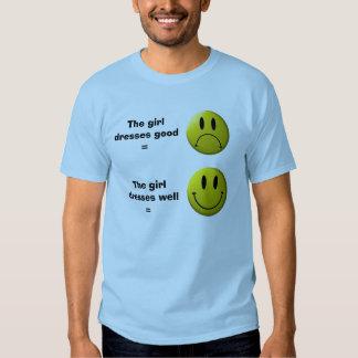 Grammar Paradise Tshirt