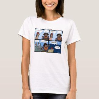 Grammar Pirate T-shirt Women's