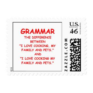 GRAMMAR.png Postage Stamp